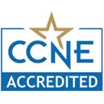 CCNE Accreditation logo