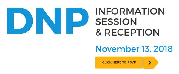 DNP Info Session Nov 13, 2018