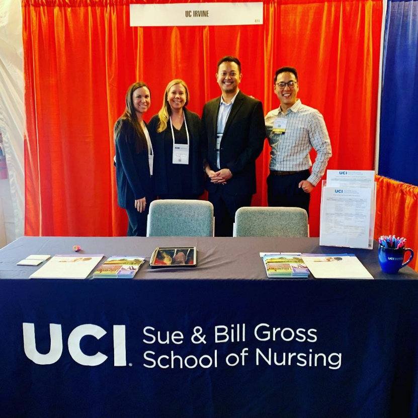 School of Nursing Goes to 2019 CANP Conference – UCI Nursing