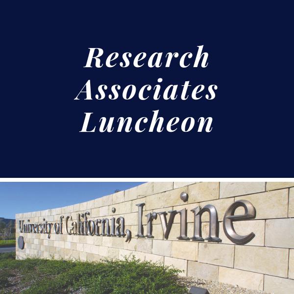 Research Associates Luncheon