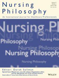 Nursing Philosophy