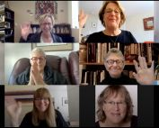 uci center for nursing philosophy and ipons co-host a virtual panel addressing nursing theory, education and practice
