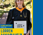 uc irvine school of nursing alumni lorren yniguez class of 2020