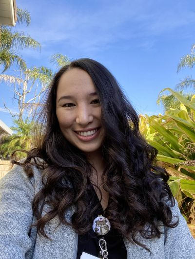 alana lynn uc irvine school of nursing graduate class of 2020 is a new nurse who started working during the pandemic