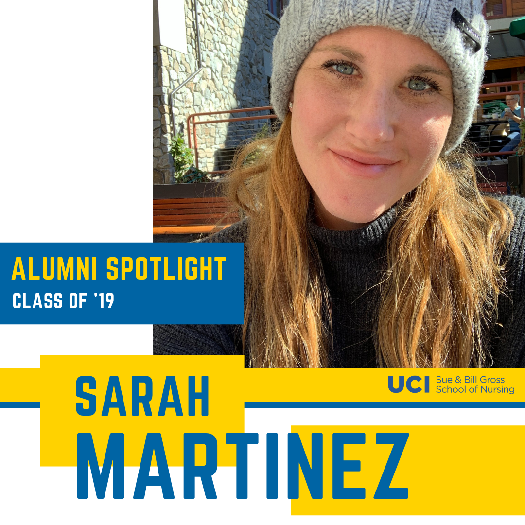 sarah martinez uc irvine school of nursing alumni