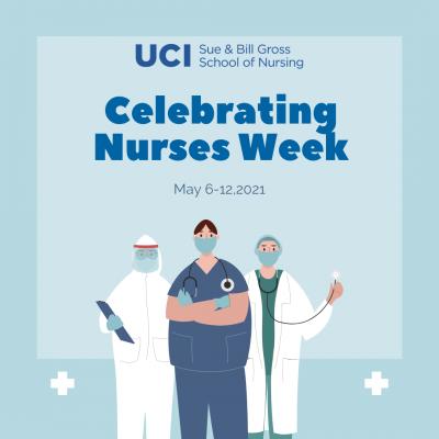 nurses week is may 6-12