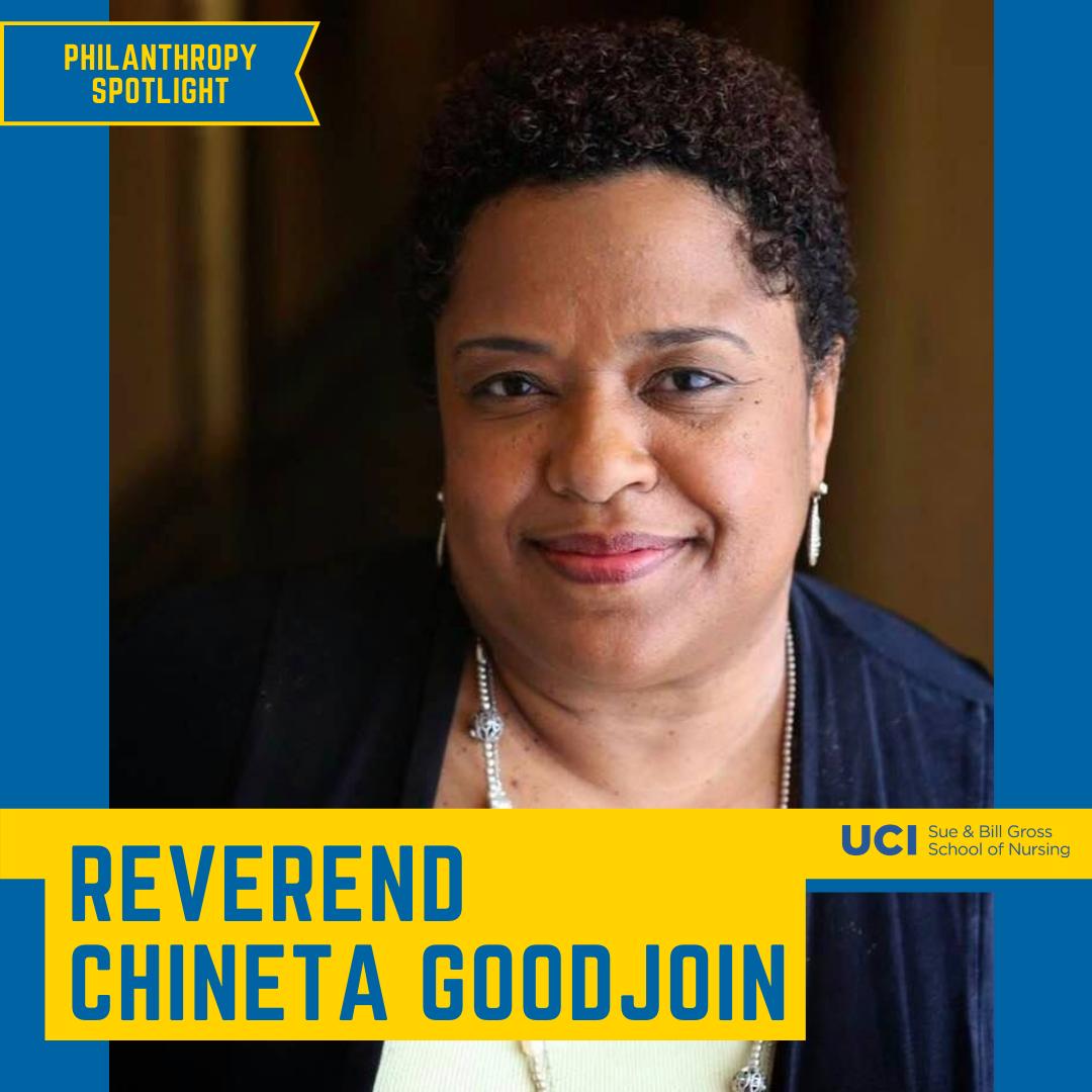 philanthropy spotlight on the rev. chineta goodjoin